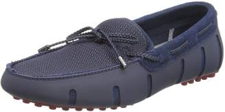 Swims Penny Loafer Shoe in Deep & Navy