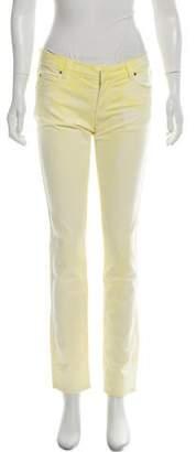 Pierre Balmain Low-Rise Skinny Jeans w/ Tags