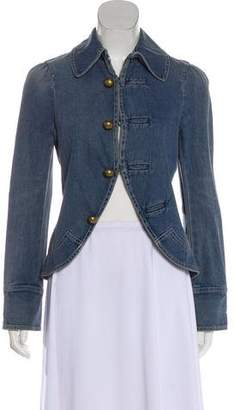 Marc by Marc Jacobs Long Sleeve Denim Jacketc