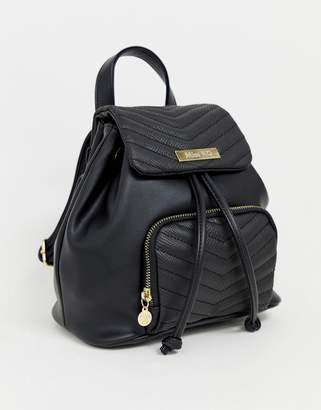 Miss KG quilted backpack
