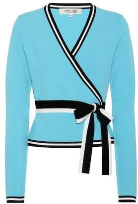 Diane von Furstenberg Wrap cardigan