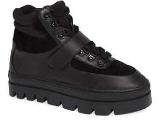 Steve Madden Kinetic Platform Sneaker