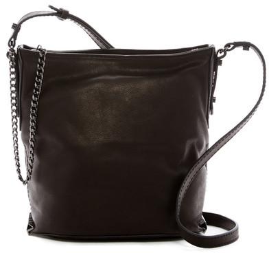 Botkier Irving Leather Bucket Crossbody