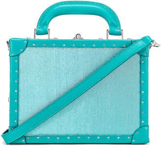 Area Naomi Bag in Aqua | FWRD