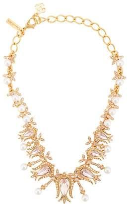 Oscar de la Renta tulip necklace