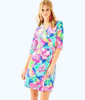 Lilly Pulitzer Marvista Wrap Dress