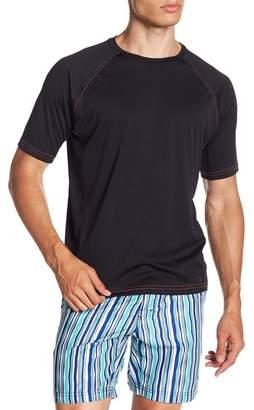 BEACH BROS Short Sleeve Swim Tee