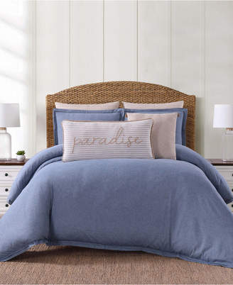 Pem America Oceanfront Resort Chambray Coast Twin/Twin Xl 2 Piece Comforter Set Bedding