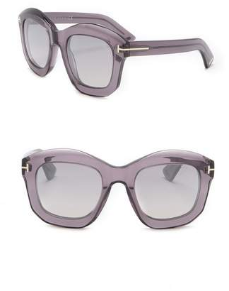 559a762f8382 Tom Ford Purple Women s Sunglasses - ShopStyle