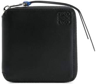 Loewe zip around wallet