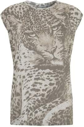 AllSaints Pardos Brooke Leopard T-Shirt