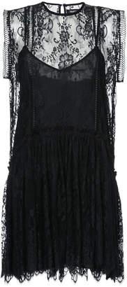 DAY Birger et Mikkelsen Magali Pascal lace-embroidered flared dress