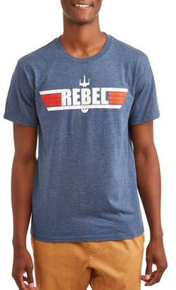 Star Wars Movies & TV Maverick Rebel Men's Graphic T-shirt