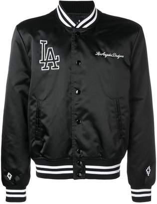 Marcelo Burlon County of Milan LA Dodgers bomber jacket