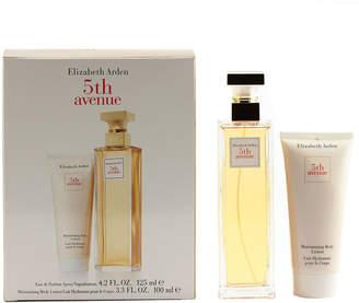 Elizabeth Arden 5th Avenue Perfume & Body Lotion Set