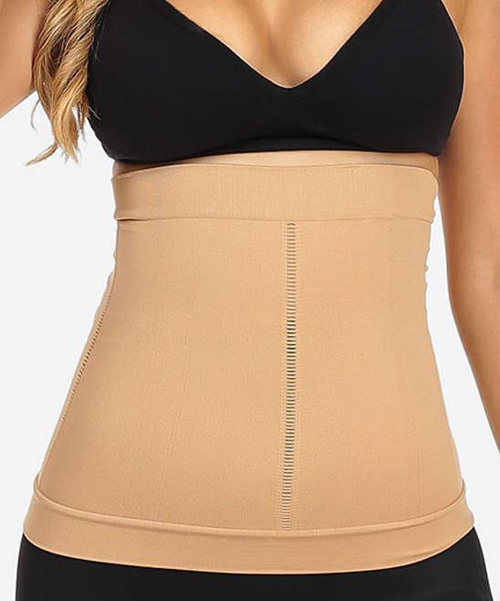 Nude Tummy Control Seamless Waist Cincher - Women