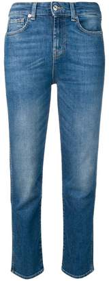 7 For All Mankind Asher Vintage straight-cut jeans