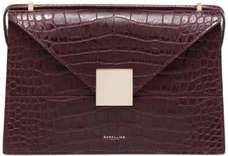 DeMellier Copenhagen Structured Leather Crossbody Bag