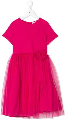 Il Gufo tulle skirt dress
