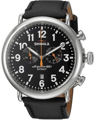 Shinola Detroit The Runwell Chrono 47mm - 10000051 Watches