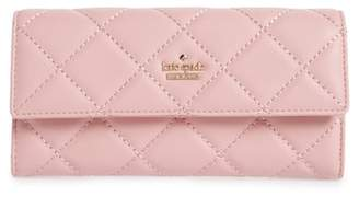 Kate Spade Emerson Place - Kinsley Quilted Leather Wallet