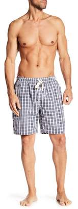 Joe Fresh Plaid Drawstring Shorts