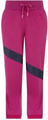 adidas by Stella McCartney Stripe Step Hem Sweatpants