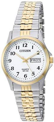 Citizen Women's ' Quartz Stainless Steel Casual Watch