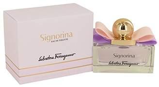 Salvatore Ferragamo Signorina Eau De Parfum 1.7 FL OZ/50ML by
