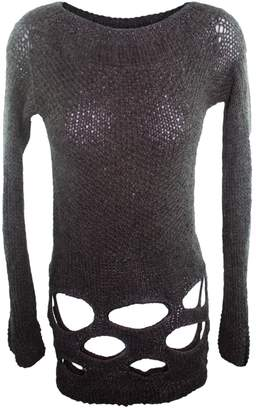 Claire Andrew - Long Sleeve Cut Out Knit