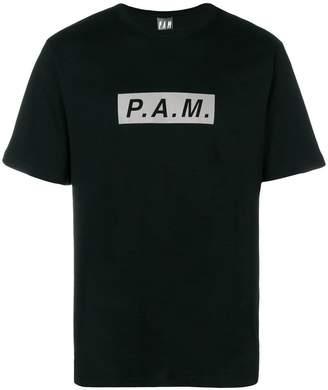 PAM logo short-sleeve T-shirt