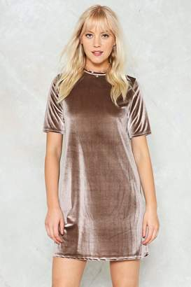 Nasty Gal Touch Above the Rest Tee Dress