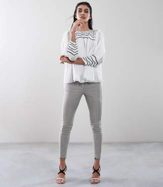 Reiss Deya Skinny Tailored Trousers