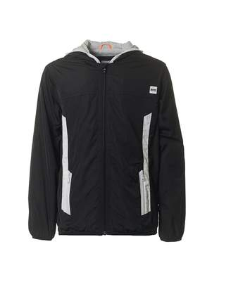 0cac390dbb33 at Psyche · HUGO BOSS Kids Jersey Lined Hooded Jacket