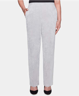 Alfred Dunner Stocking Stuffers Corduroy Pull-On Pants