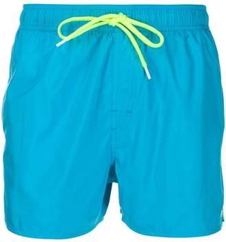 Sun 68 drawstring swim shorts