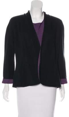 Armani Collezioni Knit Cardigan Set