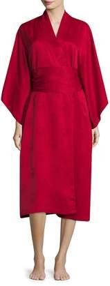 Natori Women's Dragon Embroidered Robe