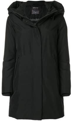 Woolrich padded raincoat