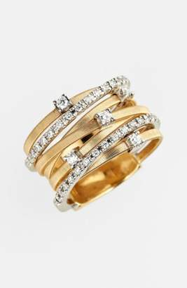 Marco Bicego 'Goa' Seven Band Diamond Ring