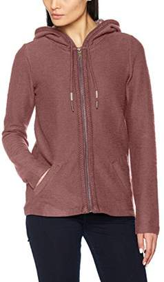 Fat Face Women's HEMSBY Textured Hoodie