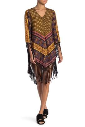 Raga On the Horizon Fringe Hem Tunic