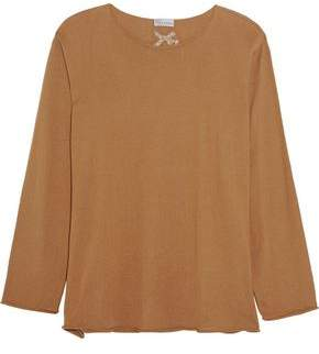 RED Valentino Cashmere And Silk-Blend Sweater