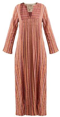 Ace&Jig Isa Cotton Maxi Dress - Womens - Pink Multi