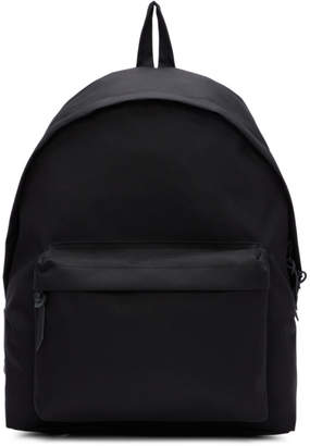Nanamica SSENSE Exclusive Black Twill Daypack Backpack