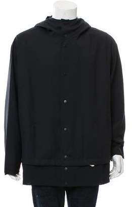3.1 Phillip Lim Lightweight Button-Up Jacket w/ Tags