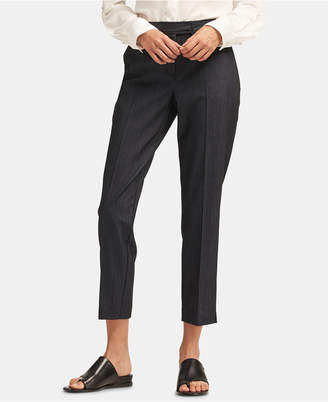 DKNY Cropped Skinny Trouser Pants