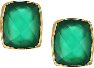 Whitten Stud Earrings - Emerald - Addison Weeks