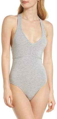 Felina T-Back Bodysuit
