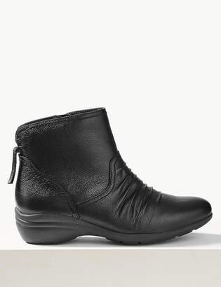 Black Ankle Boots Zara